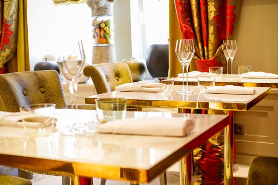 Bar & Lounge im Hotel Das Tyrol