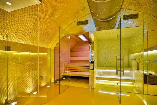 Sauna & Private Spa