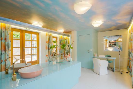 Beautyräume im Hotel Lemongarden