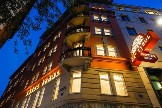 **** Hotel Das Tyrol