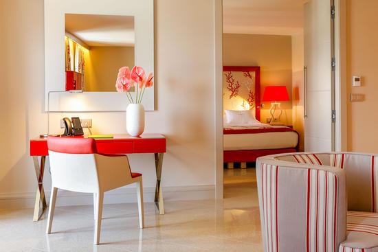 Luxury Suiten mit Meerblick