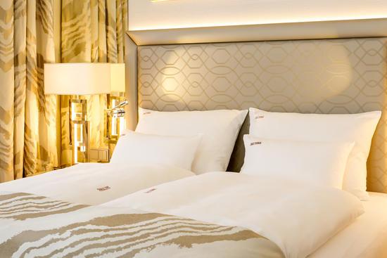 Luxuriöse Zimmer im Hotel Das Tyrol