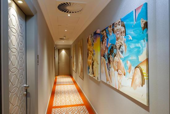 Kunst im Hotel Das Tyrol