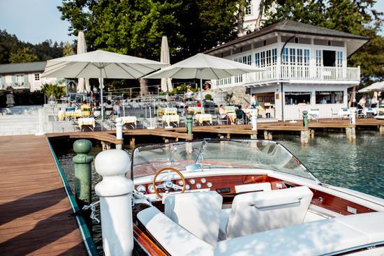 Seerestaurant Porto Bello